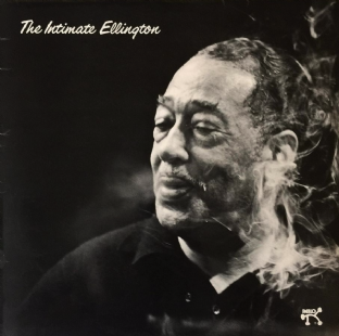 Duke Ellington - The Intimate Ellington (LP) (VG-/VG-)